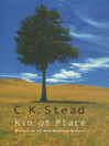 Kin of Place (eBook): Essays on New Zealand Writers