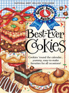Best Ever Cookie Recipes Cookbook (eBook): Cookies 'round the Calendar…Yummy, Easy-to-Make Favorites for All Occasions!