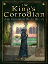 The King's Corrodian (eBook): Gil Cunningham Murder Mystery Series, Book 10