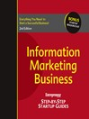 Information Marketing Business (eBook): Step-by-Step Startup Guide