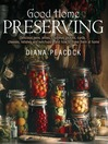 Good Home Preserving (eBook)