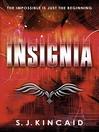 Insignia (eBook): Insignia Trilogy, Book 1