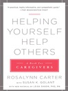 Helping Yourself Help Others (eBook): A Book for Caregivers