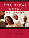 Political Skill at Work (eBook): Impact on Work Effectiveness