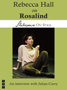Rebecca Hall on Rosalind (eBook)