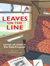 Leaves on the Line (eBook): Letters on Trains to the Daily Telegraph
