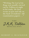 The J R R Tolkien Miscellany (eBook)