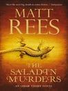 The Saladin Murders (eBook): Omar Yussef Series, Book 2