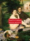 Food is Culture (eBook)