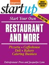 Start Your Own Restaurant and More (eBook)