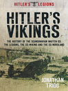 Hitler's Vikings (eBook): The History of the Scandinavian Waffen Ss: the Legions, the Ss Wiking and the Ss Nordland