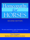 Homeopathy for Horses (eBook)