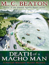 Death of a Macho Man (eBook): Hamish Macbeth Mystery Series, Book 12
