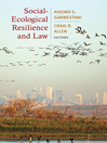 Social-Ecological Resilience and Law (eBook)