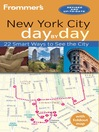 Frommer's New York City day by day (eBook)