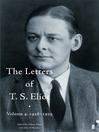 The Letters of T. S. Eliot, Volume 4,1928-1929 (eBook)