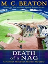 Death of a Nag (eBook): Hamish Macbeth Mystery Series, Book 11