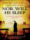 Nor Will He Sleep (eBook): Inspector McLevy Mystery Series, Book 4