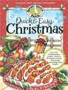 Quick & Easy Christmas Cookbook (eBook): Over 200 delicious holiday recipes your family will love…most in 30 minutes or less!