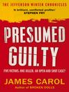 Presumed Guilty (eBook): A Jefferson Winter Novella