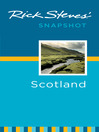 Rick Steves' Snapshot Scotland (eBook)