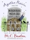 Agatha Raisin and the Murderous Marriage (eBook)