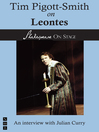 Tim Pigott-Smith on Leontes (eBook)