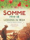 Somme 1914-18 (eBook): Lessons In War