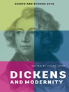 Dickens and Modernity (eBook)