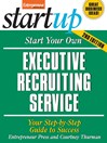 Start Your Own Executive Recruiting Service (eBook)