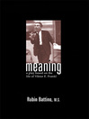 Meaning (eBook)