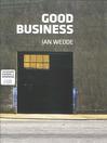 Good Business (eBook)