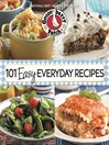 101 Easy Everyday Recipes Cookbook (eBook): Delicious dishes & desserts in under 30 minutes or with 5 ingredients or less