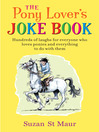 Pony Lover's Joke Book (eBook)
