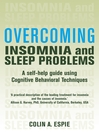 Overcoming Insomnia and Sleep Problems (eBook)