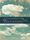 Philosophy of Education eBook