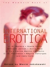 The Mammoth Book of International Erotica (eBook)