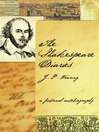 The Shakespeare Diaries (eBook): A Fictional Autobiography