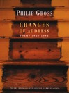 Changes of Address (eBook): Poems 1980-1998