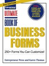 Ultimate Book of Business Forms (eBook): 250+ Forms You Can Customize