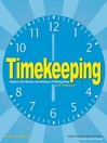 Timekeeping (eBook): Explore the History and Science of Telling Time with 15 Projects