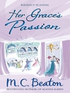 Her Grace's Passion (eBook)