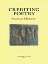 Crediting Poetry (eBook): The Nobel Lecture