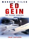 Ed Gein (eBook): The Pyscho Cannibal