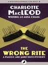 The Wrong Rite (eBook)