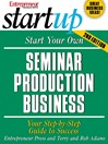 Start Your Own Seminar Production Business (eBook)