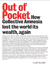 Out of Pocket (eBook): How Collective Amnesia Lost the World Its Wealth, Again