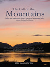 The Call of the Mountains (eBook): Sights and Inspirations from a Journey of a Thousad Miles Across Scotland's Munro Ranges