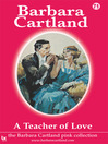 A Teacher of Love (eBook): The Pink Collection, Book 71