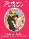 A Prisioner in Paris (eBook): The Pink Collection, 109